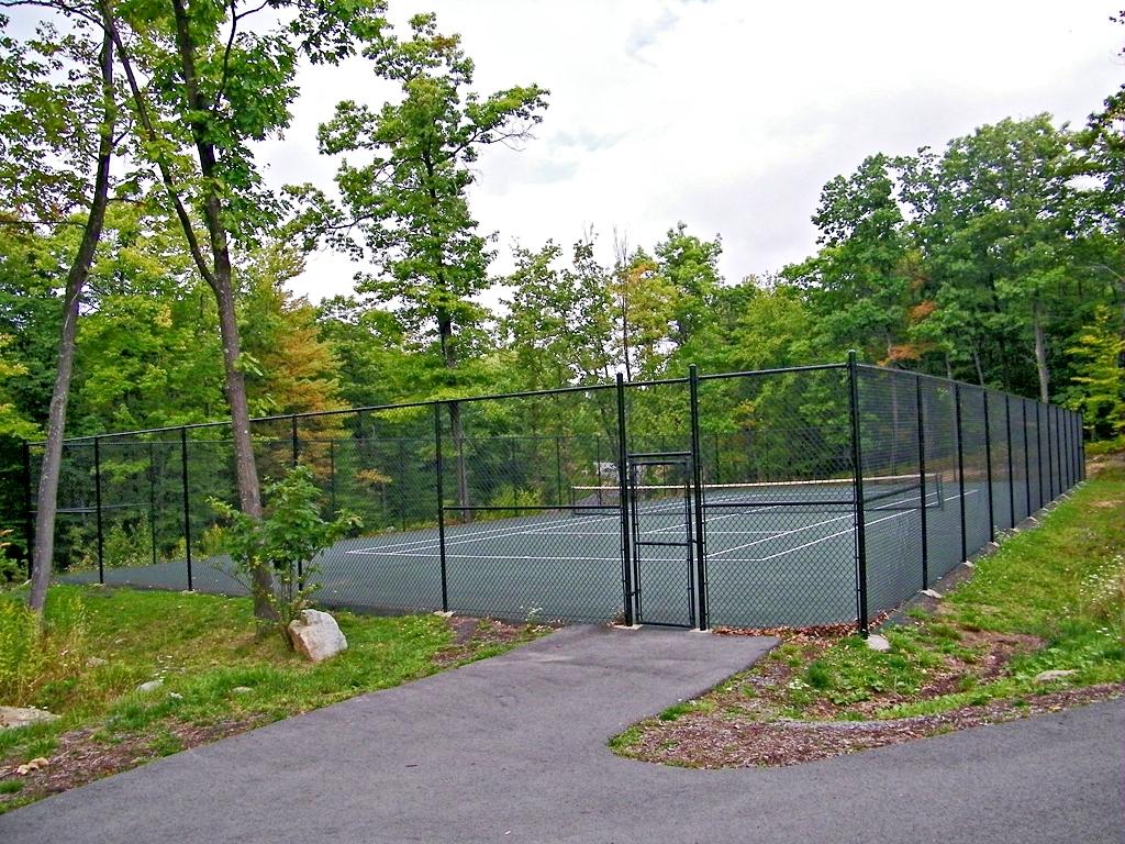 Deep Creek Highlands Community Tennis Courts Deep Creek