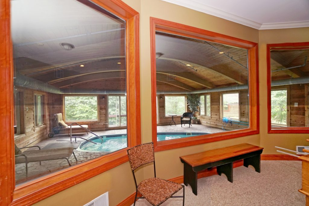 Heated Indoor Pools Deep Creek Lake Vacation Home Rentals