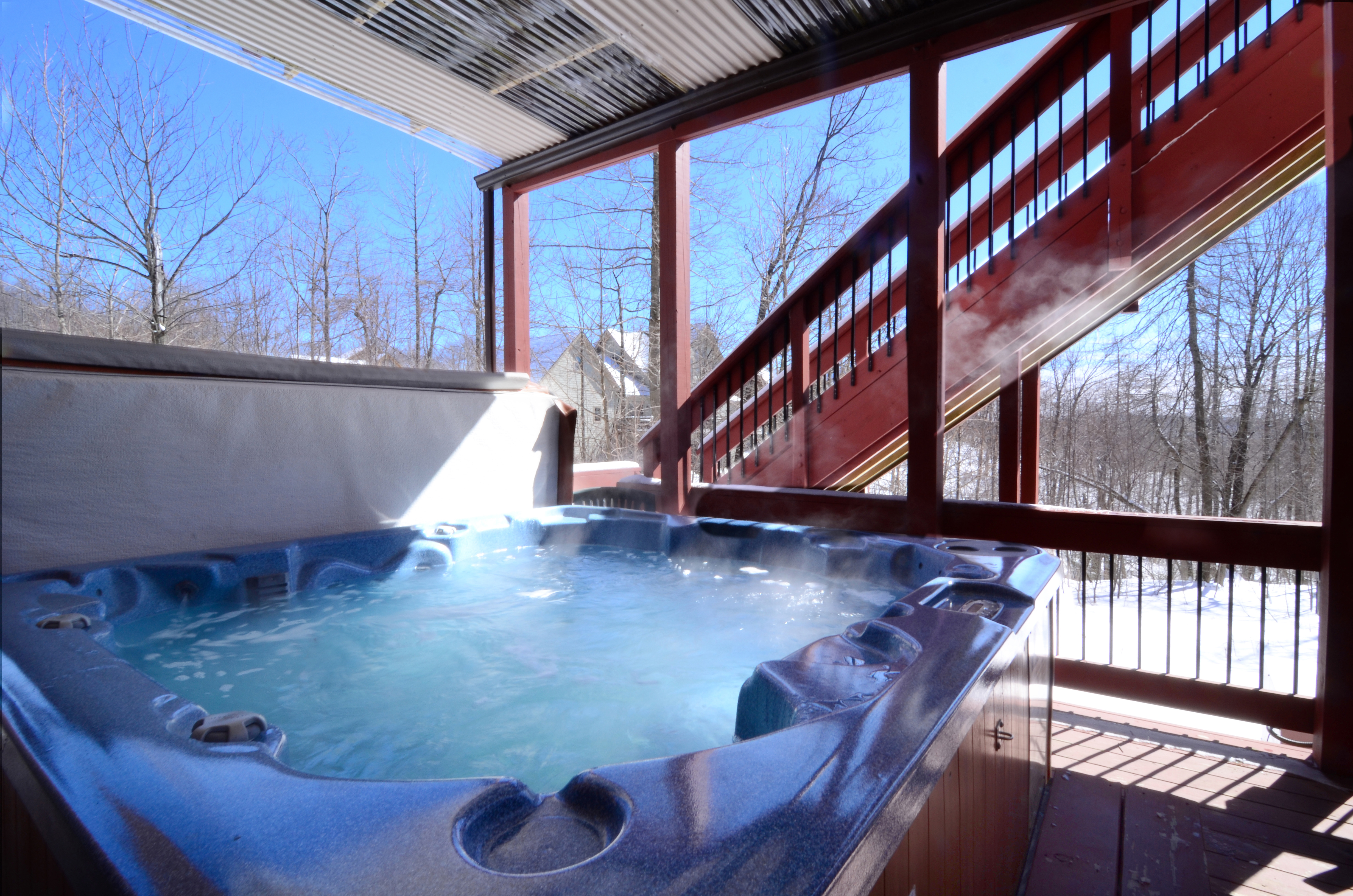 Vacation Home Rentals With Heated Indoor Private Pools
